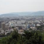 大吉山からの眺め