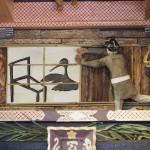 ずいき神輿 鶴の恩返し
