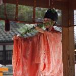 平野神社 紫式部祭