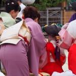 ずいき祭 后宴祭