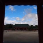 平安神宮 10月6日