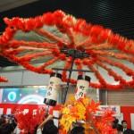御香宮神幸祭 花傘パレード