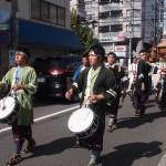 春日祭 鼓笛隊