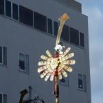 春日祭 剣鉾