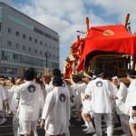 西院春日神社 春日祭 10月