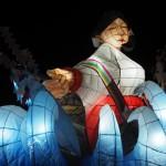 粟田神社 大燈呂 10月