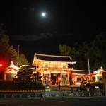 八坂神社 10月