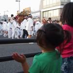 粟田祭 東山三条にて