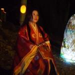 竹の径かぐやの夕べ 10月