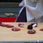 式包丁「紋章の蛸」