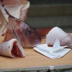 式包丁「波越の鯛」