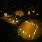 梵燈のあかりに親しむ会