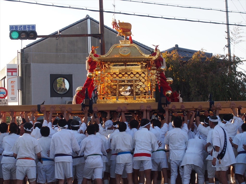 福王子神社 秋季大祭 神輿振り |...