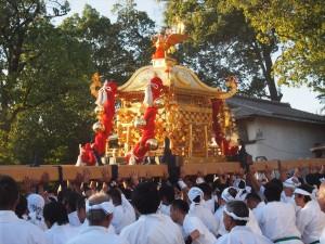 福王子神社 秋季大祭