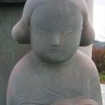 聖徳太子の像