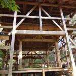 氷室神社 拝殿