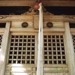 氷室神社 本殿