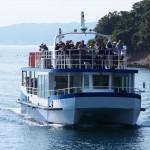 伊根浦の遊覧船