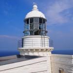 経ヶ岬灯台 10月