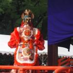 船岡祭 舞楽 蘭稜王
