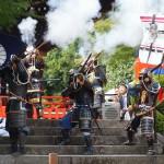 建勲神社 船岡祭 10月