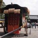 時代祭 牛車