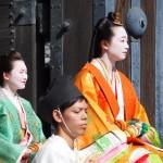 時代祭 江戸時代婦人列 和宮