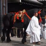 時代祭 大きな馬