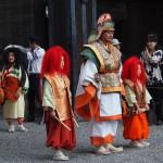時代祭 室町洛中風俗列
