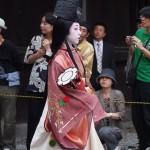 時代祭 中世婦人列 静御前