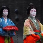 時代祭 平安時代婦人列 小野小町