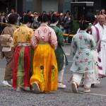 時代祭 平安時代婦人列 和気広虫