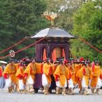 時代祭 神幸列