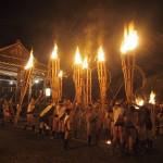 鞍馬の火祭 2019年
