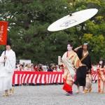 時代祭 江戸時代婦人列