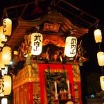 亀岡祭 宵宮