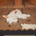 亀岡祭 鍬山のウサギ