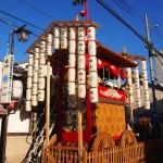 亀岡祭 鍬山