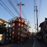 亀岡祭 武内山
