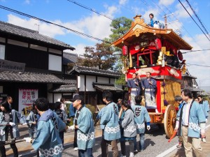 亀岡祭 山鉾巡行