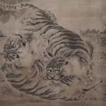 京都御所 諸大夫の間 虎の間