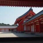京都御所 承明門を望む