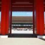 京都御所 承明門からの紫宸殿