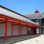 京都御所 紫宸殿の回廊