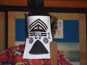 京都御所 秋の一般公開 安摩の舞