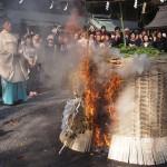 貴船神社 火焚祭