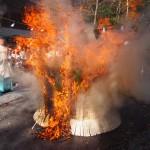 貴船神社 御火焚祭 11月