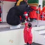 ガラシャ祭 くまモン