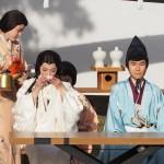 ガラシャ祭 婚礼の儀
