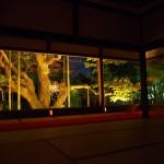 宝泉院 ライトアップ